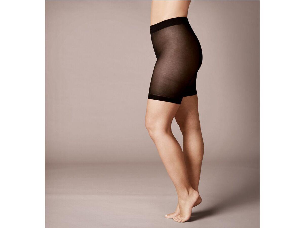 Bild 3 von ESMARA® Strumpf-Panty Damen, 3 Stück, Plus Size, mit Elasthan