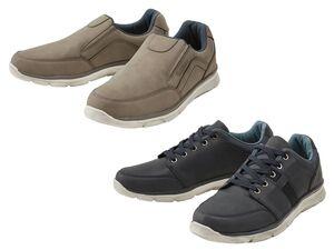 Footflexx Freizeitschuhe Herren, G-Weite, mit langlebiger Laufsohle, Lederdecksohle