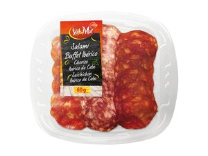 Salami-Buffet Ibérico