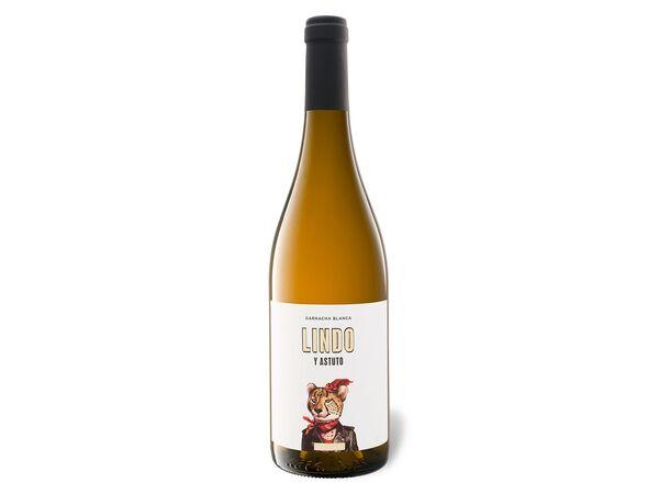 Lindo y Astuto Garnacha Blanca DO trocken, Weißwein 2018