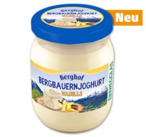 BERGHOF Fruchtjoghurt