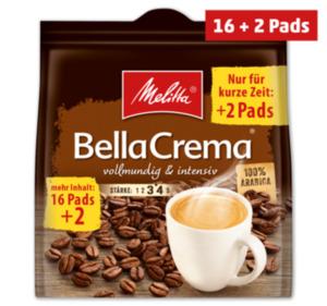 MELITTA Kaffeepads Bella Crema