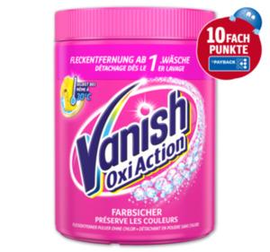 VANISH Oxi Action Pulver Pink