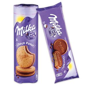 Milka Choco / Cookie Snacks