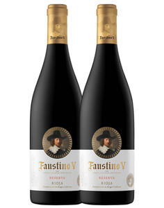 Rioja Faustino V Reserva