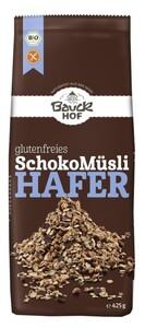 Bauckhof Bio Glutenfreies Hafer Schoko Müsli 425 g