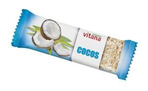 LIEBHART´S vitana Bio Cocos-Fruchtschnitten 60 g