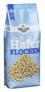 Bauckhof Bio Haferflocken Kleinblatt, glutenfrei