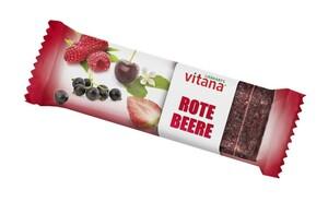 LIEBHART´S vitana Bio Rote Beere Fruchtschnitten 60 g