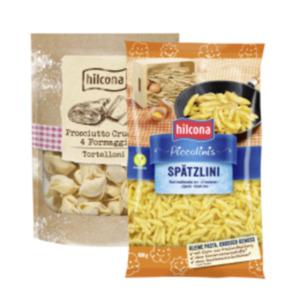 Hilcona Piccolinis oder Traditionale Tortelloni