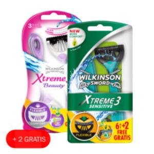 Wilkinson Xtreme 3 Einwegrasierer