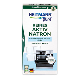 Heitmann Pure Reines Aktivnatron