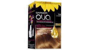 GARNIER Olia dauerhafte Haarfarbe Nr. 7.0 Mittelblond