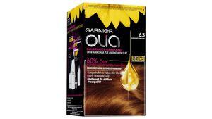 GARNIER Olia dauerhafte Haarfarbe Nr. 6.3 Karamellbraun
