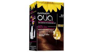 GARNIER Olia dauerhafte Haarfarbe Nr. 5.3 Goldbraun