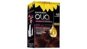 GARNIER Olia dauerhafte Haarfarbe Nr. 5.35 Warmes Schokobraun