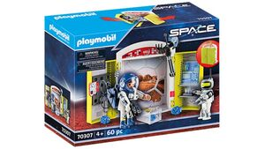 "PLAYMOBIL 70307 - Space - Spielbox ""In der Raumstation"""