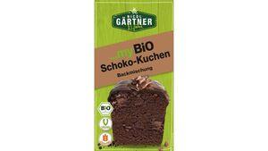 NICOL GÄRTNER myBIO Kuchenbackmischung Schoko-Kuchen