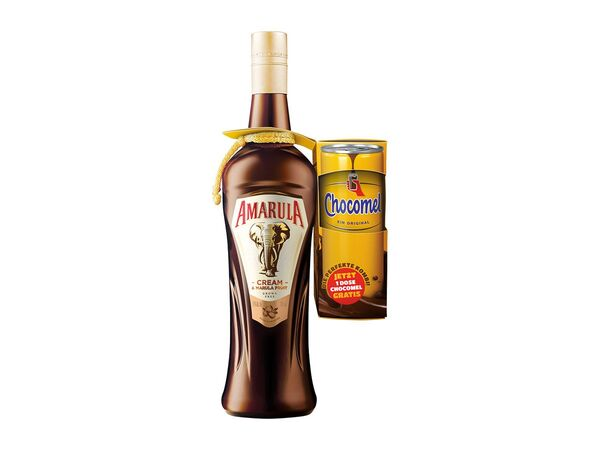 Amarula Cream & Chocomel