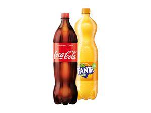 Coca-Cola/Fanta/Sprite Zero/Mezzo Mix Zero