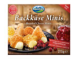 Alpenhain Backkäse Minis