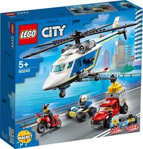 LEGO® City Police 60243 - Verfolgungsjagd mit dem Polizeihubschrauber