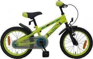 Fahrrad - Volare Electric - 16 Zoll - neon gelb