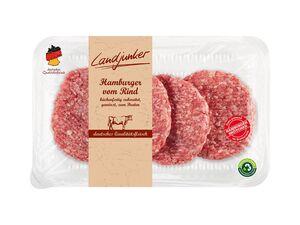 Frische Hamburger