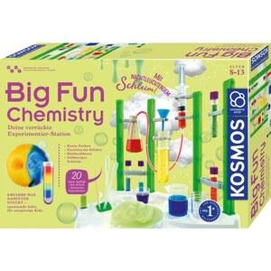 Kosmos - Experimentierkasten: Big Fun Chemistry