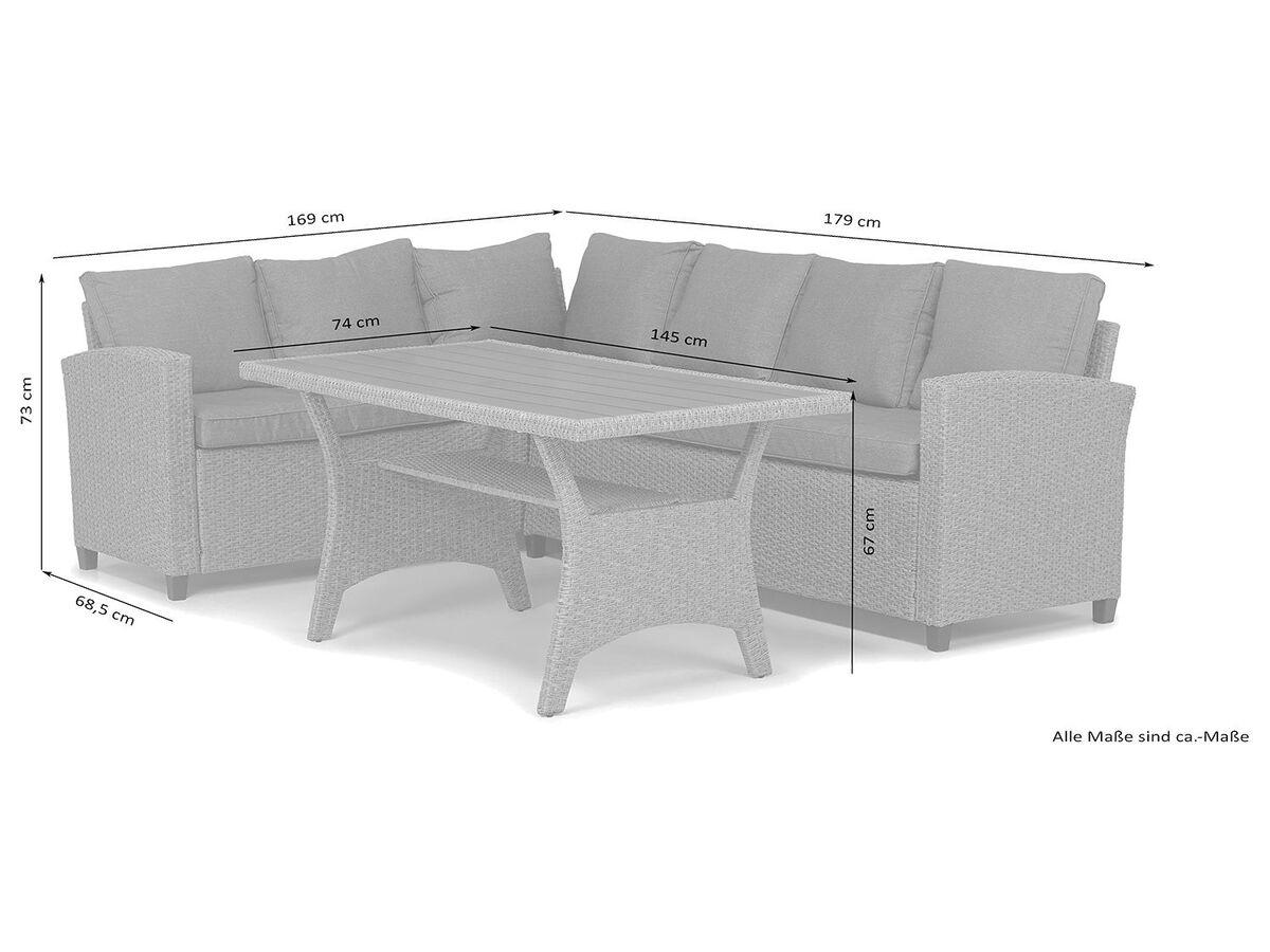 Bild 3 von Homexperts Lounge Set Heathrow