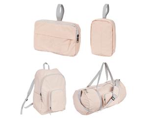 Rucksack oder Tasche, faltbar