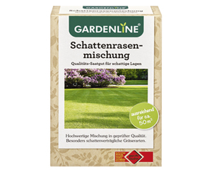 GARDENLINE®  Schattenrasenmischung