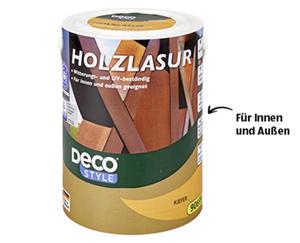 DECO STYLE®  Holzlasur