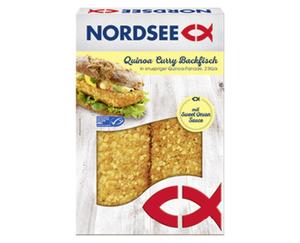 NORDSEE Backfisch mit Sauce