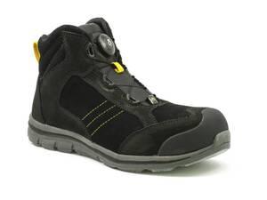 Sicherheits Stiefel S3, Farbe schwarz Workpower