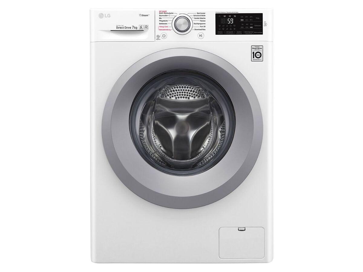 Bild 1 von LG Waschvollautomat F14WM 7KS1; A+++; 7Kg