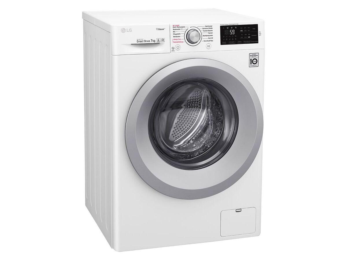 Bild 2 von LG Waschvollautomat F14WM 7KS1; A+++; 7Kg
