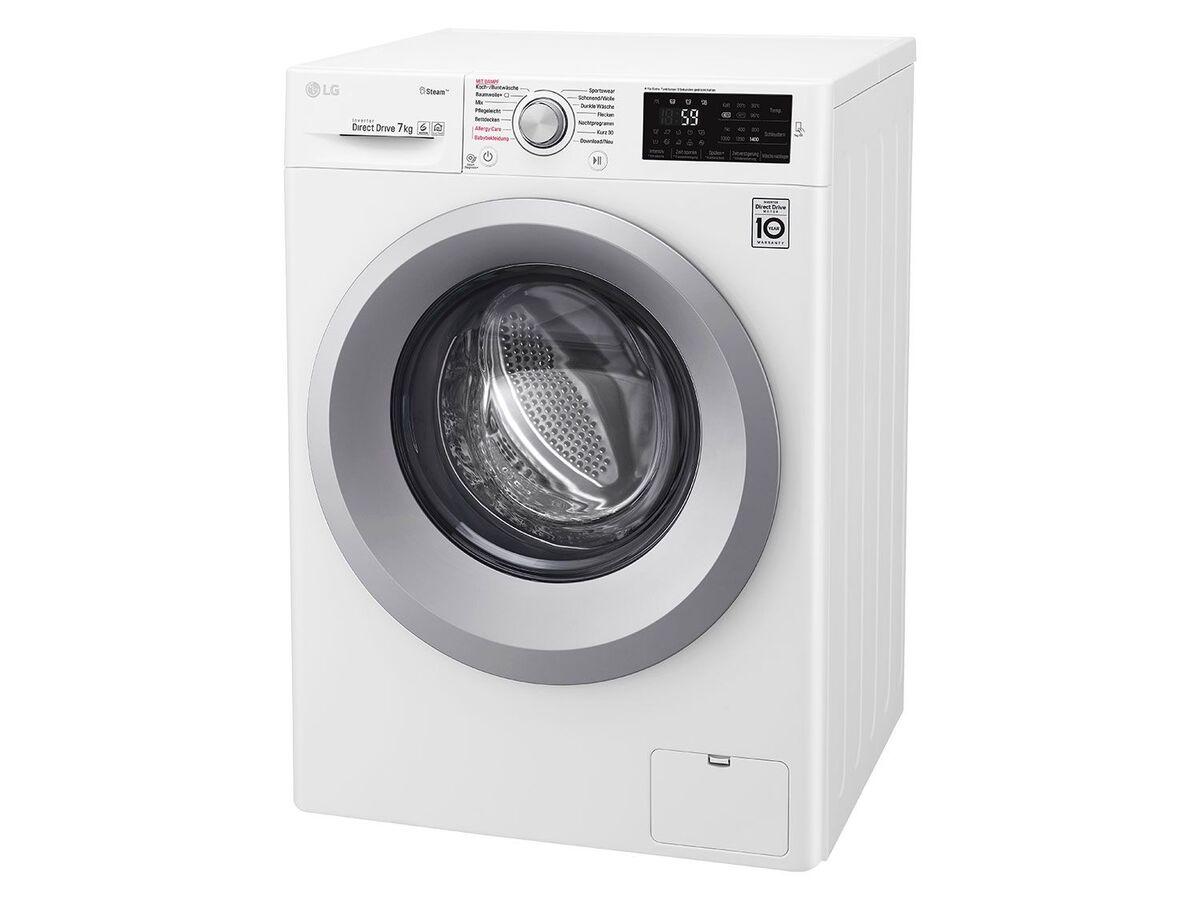 Bild 3 von LG Waschvollautomat F14WM 7KS1; A+++; 7Kg
