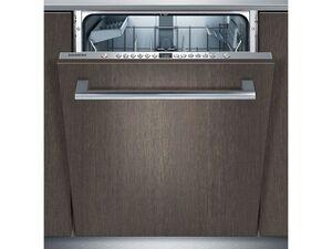 Siemens iQ500, Vollintegrierbarer Geschirrspüler »SN636X01CE«, 13 Maßgedecke, 9,5 L, A+++