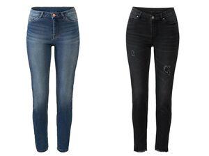 ESMARA® Super Skinny High Waist Jeans, extra schmal geschnitten, im 5-Pocket-Style