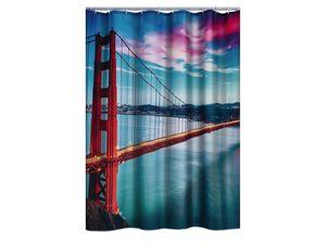 Ridder Duschvorhang San Francisco 180 x 200 cm