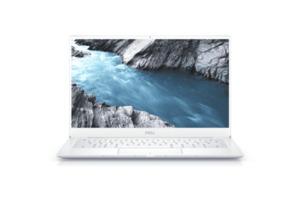 DELL XPS 9380, Notebook mit 13 Zoll Display, Core™ i7 Prozessor, 8 GB RAM, 256 GB SSD, Intel® UHD-Grafik 620, Weiß