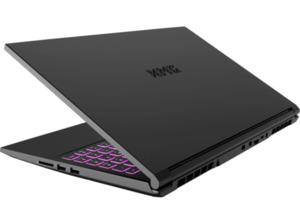 XMG CORE 15 M19 DPZ, Gaming Notebook mit 15.6 Zoll Display, Core™ i7 Prozessor, 8 GB RAM, 500 GB SSD, GeForce GTX 1660 Ti, Schwarz