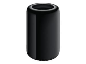 APPLE Mac Pro, Desktop PC, XEON Prozessor, 64 GB RAM, 256 GB, FirePro D500, Schwarz