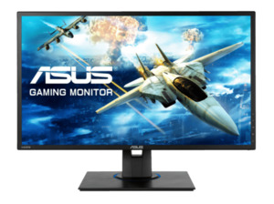 ASUS VG245HE 24 Zoll Full-HD Gaming Monitor (1 ms Reaktionszeit, FreeSync, 75 Hz)
