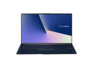 ASUS ZenBook 15 (UX533FD-A8153T), Notebook mit 15.6 Zoll Display, Core™ i5 Prozessor, 8 GB RAM, 512 GB SSD, GeForce® GTX 1050 MAX Q, Royal Blue