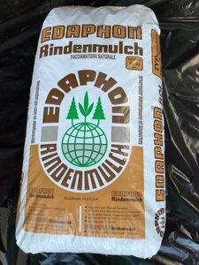 """Hochwertiger """"Edaphon"""" Rindenmulch"""