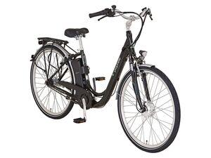 Prophete E-Bike »Alu-City«, 28 Zoll, 7-Gang, 100 km Reichweite