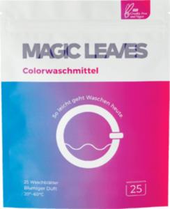 MAGIC LEAVES Waschblätter Colorwaschmittel