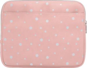 Vito & Joe Tablet-Tasche rosa mit Punkten
